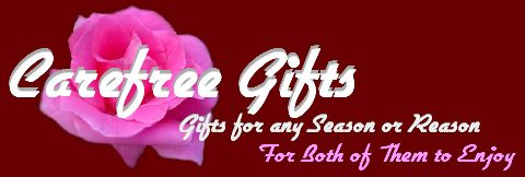 Affordable Gift and Greeting ideas from Care Free Gifts