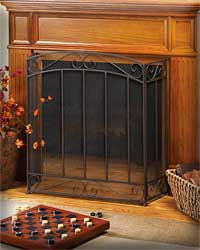 Classic Fireplace Screen