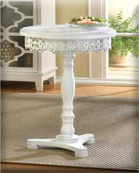 Flourish Pedestal Table