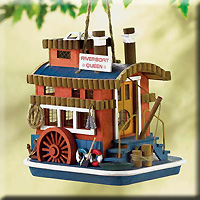 Riverqueen Birdhouse Paddleboats