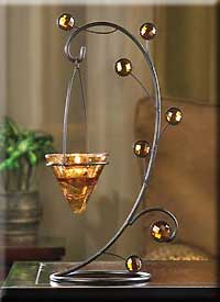 Curli Cone Tealight Holder